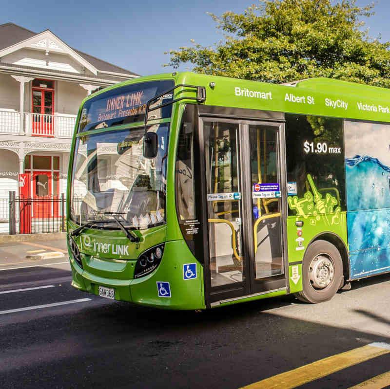Autobus publico