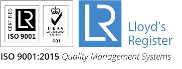 Certificado calidad UNE-EN ISO 9001